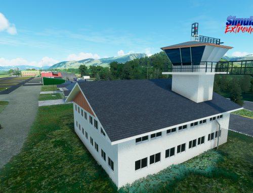 Aeropuerto SCCY Teniente Vidal para MSFS2020