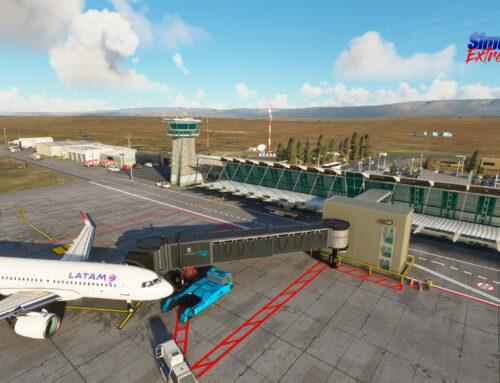 SAWC Aeropuerto El Calafate para MSFS2020